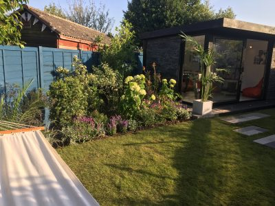 A shed transformation from ITVs Love Your Garden