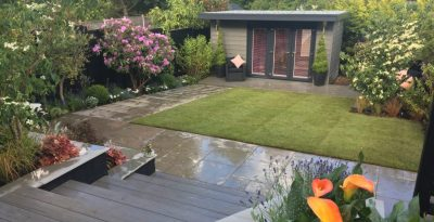 A garden shed transformation from ITVs LOve Your Garden