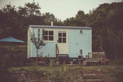 A dream garden shed outbuilding DIY garden project