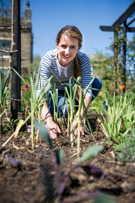 Growing vegetables for foodies - a culinary gardening blog from Katie Rushworth